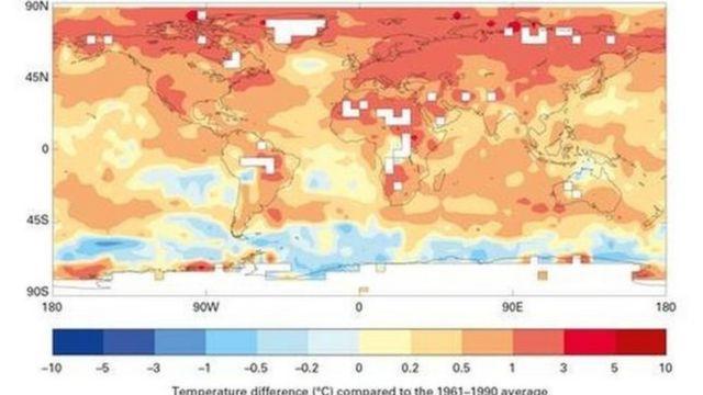 ကမ္ဘာ့ ရာသီဥတု ပြောင်းလဲခြင်း