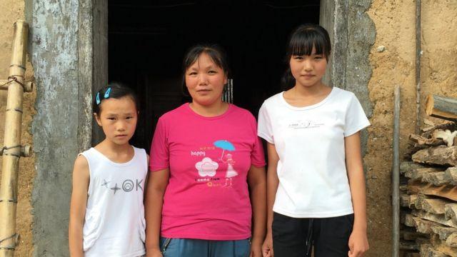 39-летняя Ван Цайфэн