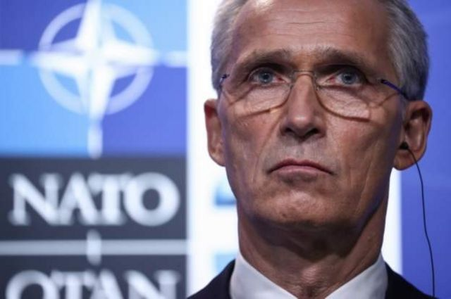 Nato Secretary General Jens Stoltenberg said NATO will support security forces as much as possible