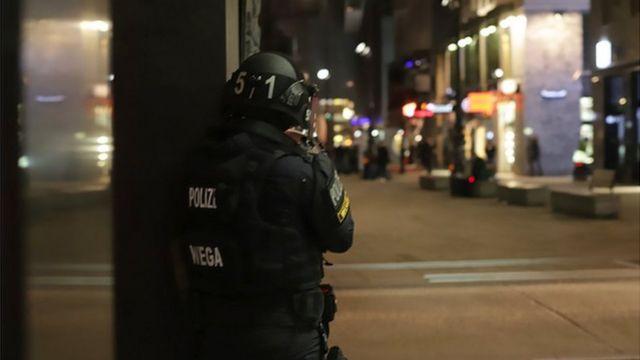 Нападение на синагогу в Вене