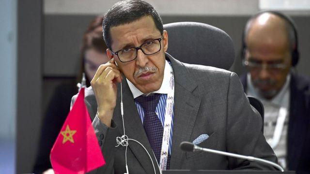 الممثل الدائم للمغرب لدى الأمم المتحدة، عمر هلال