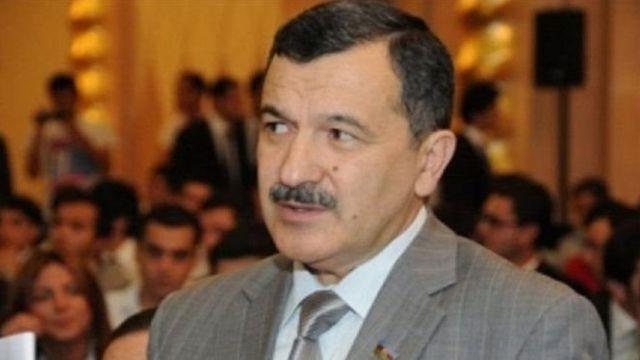 Deputat Aydın Mirzəzadə Milli Məclisin deputatı