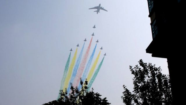 Воздушный парад