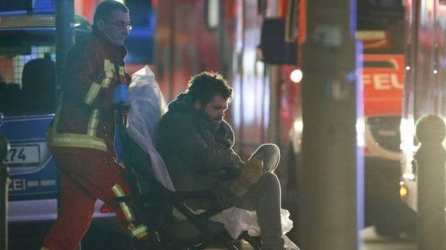 L'attaque a fait 49 personnes blessés