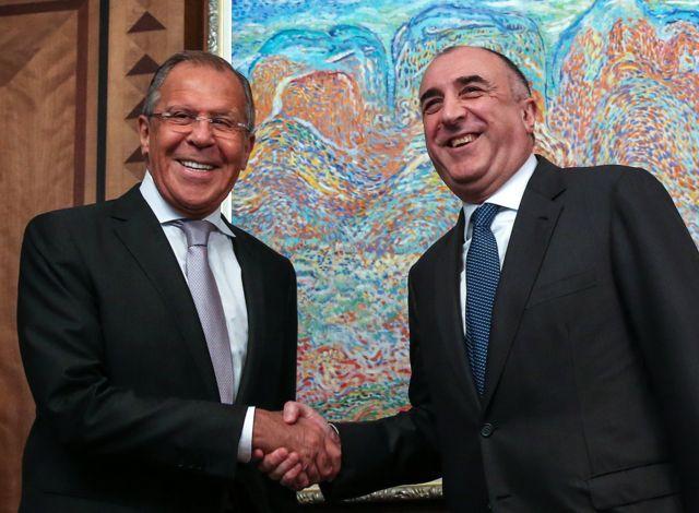 Lavrov və Məmmədyarov