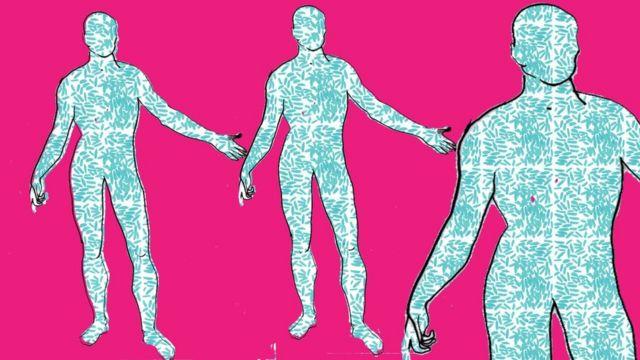 Бактерије у телу