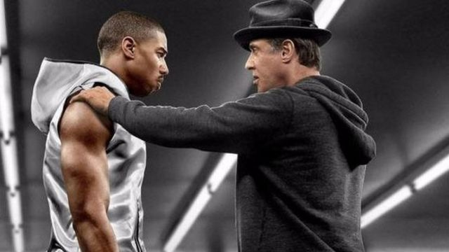 """فیلم """"کرید"""" به کارگردانی رایان کوگلر (محصول ۲۰۱۵) تازهترین قسمت از این مجموعه سینمایی است که ماجراهای زندگی یکی از پسران آپولو کرید با بازی مایکل بی جوردن را دنبال میکند."""