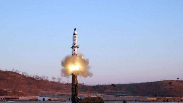 با ادامه برنامه هستهای و موشکی کره شمالی، فشارهای آمریکا افزایش یافته است.