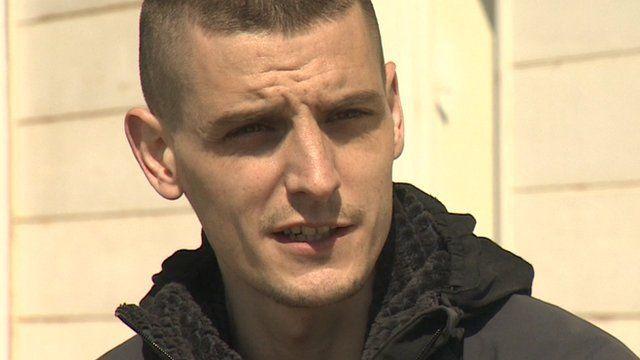Former offender John