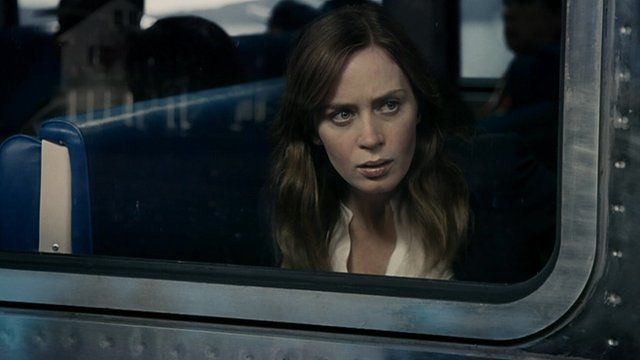 Still of Emily Blunt from The Girl on the Train