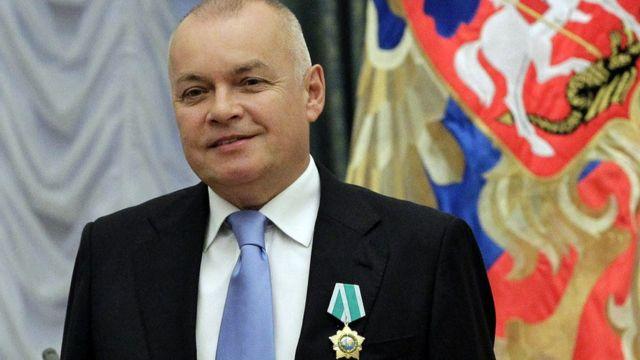 Dmitri Kiselyov