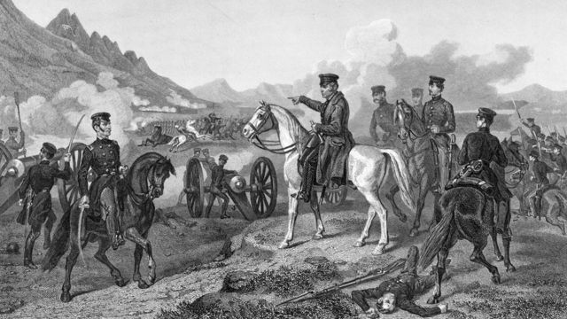 Ejército estadounidense en Buena Vista