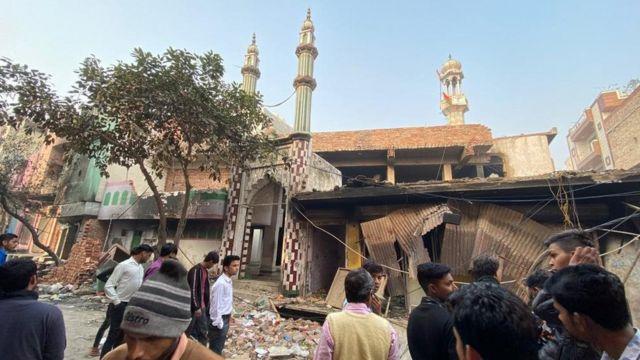 मस्जिद