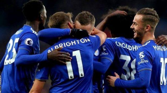 Msimu huu, Leicester imeshinda mechi tisa kati ya 27 za EPL , ikiwemo ushindi dhidi ya Manchester City na Chelsea mwezi Disemba.