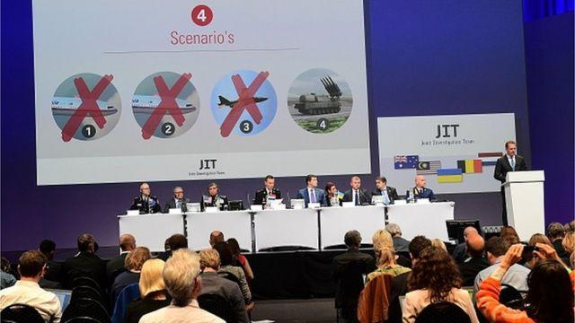 Međunarodni istražni tim predstavlja izveštaj
