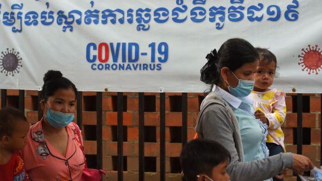 Dịch bệnh đã bùng phát trở lại tại Campuchia trong những ngày gần đây