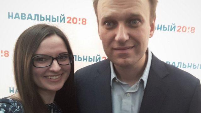 Пахомова и Навальный
