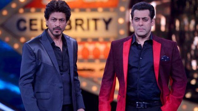 شاہ رخ خان اور سلمان