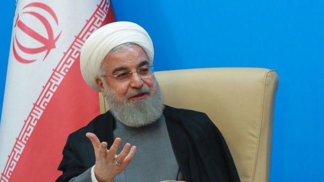 Iran-US crisis: Rouhani derides new sanctions as 'useless'