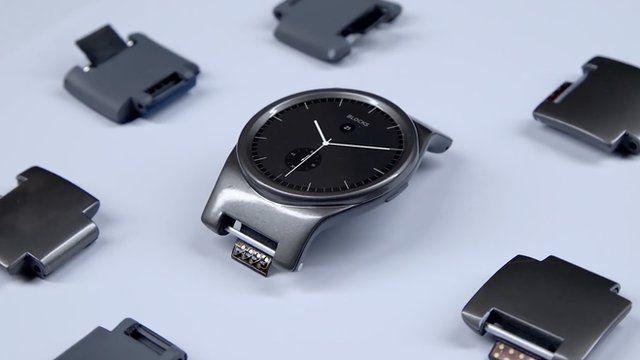 Blocks modular smartwatch