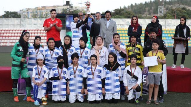 AFghanistan football federation/football
