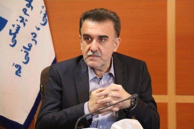 محمدرضا قدیر، رئیس دانشگاه علوم پزشکی قم