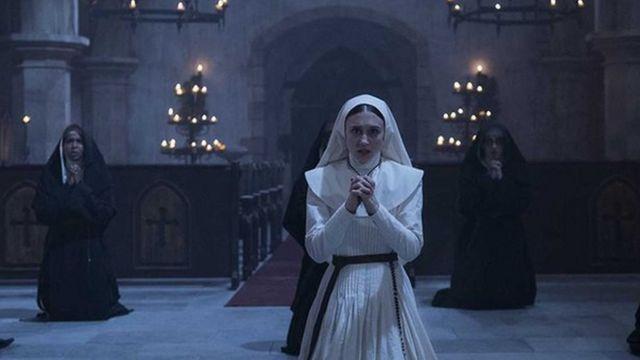 சினிமா விமர்சனம்: The Nun