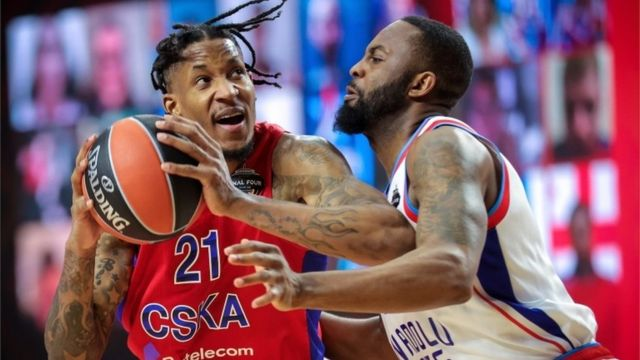 CSKA Moskova'dan Will Clyburn ve Anadolu Efes'ten James Anderson