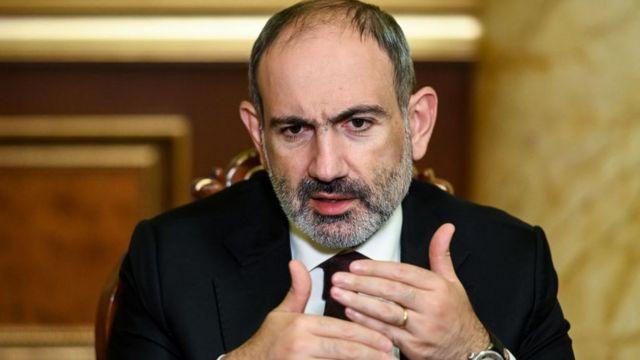 Ermenistan Başbakanı Nikol Pashinyan