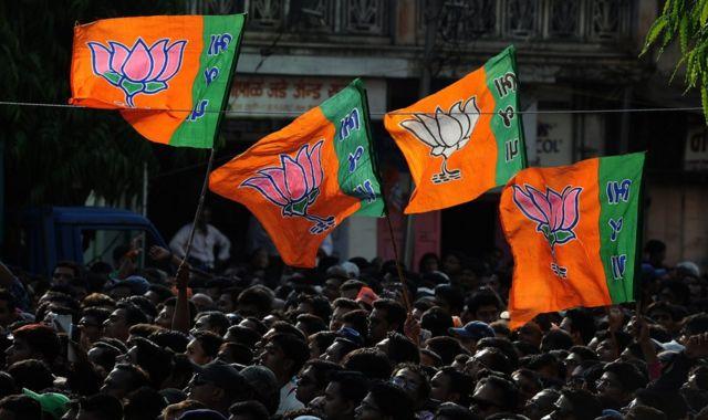 భారతీయ జనతా పార్టీ, కాంగ్రెస్, రాహుల్ గాంధీ