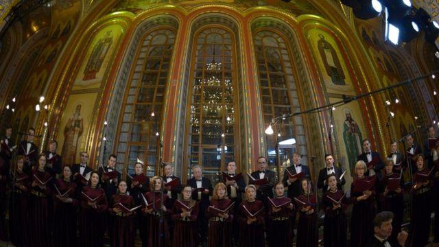 한음 멜로디는 사실 서양 음악의 시초라고도 불리는 가톨릭 전례음악, 그레고리안 성가에서 가장 먼저 차용됐다.