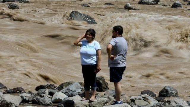 Река Маипо