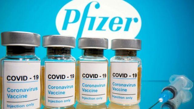 Pfizer aşısı