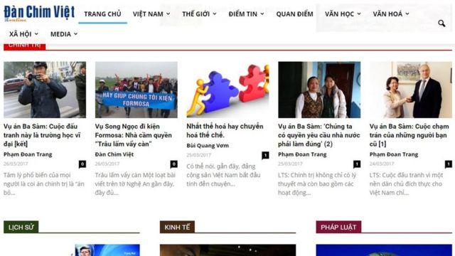 Đàn Chim Việt Online