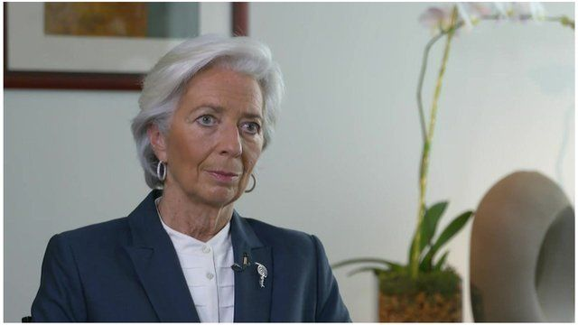 IMF Director Christine Lagarde on Brexit and women employment in the EU.