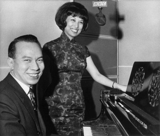 BBC Chinese iv Pan Wan Ching 1964