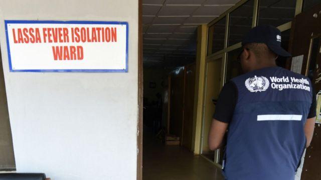 Lassa fever ward for hospital for Edo state
