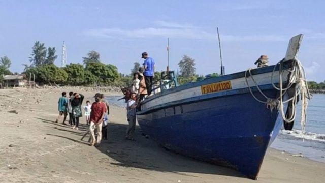 Rohingya Aceh