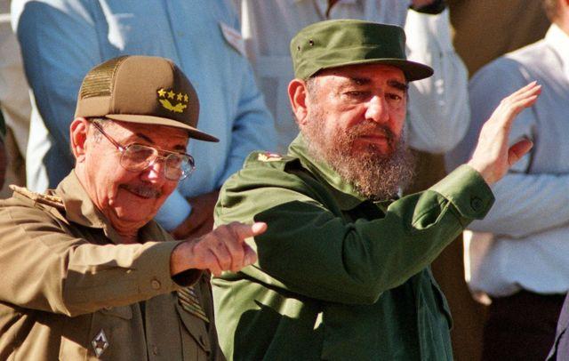 فیدل و رائول کاسترو برای ۶ دهه رهبری انقلاب کوبا و اداره کشور را در دست داشتند