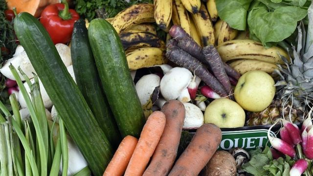 Third of farmed fruit and veg deemed 'too ugly to sell'