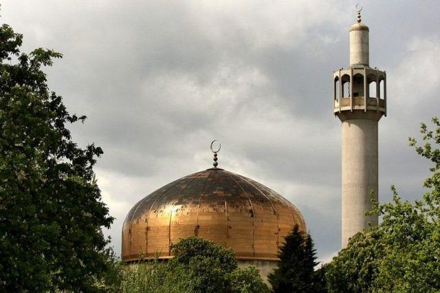 Masjid Raya London, Central Mosque