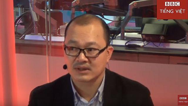 Phóng viên BBC, Nguyễn Giang