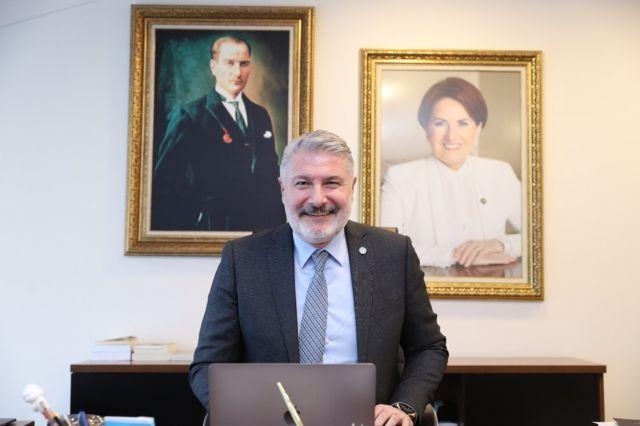 İYİ Parti Genel Başkan Yardımcısı Bahadır Erdem