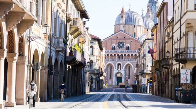 Ciudad de Padua