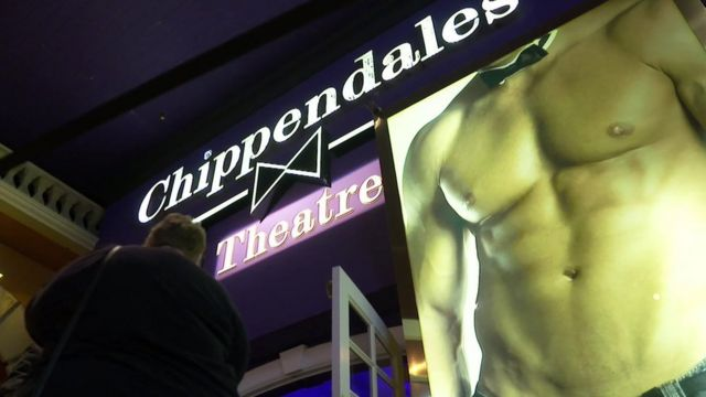 The Chippendales Theatre