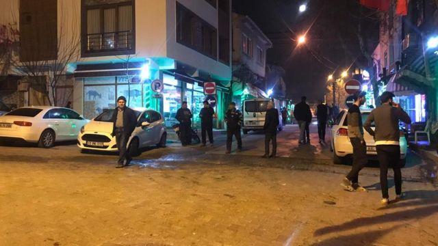 Deprem en çok Çanakkale'de hissedildi.