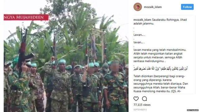 इंडोनेशिया में एकजुट होते जिहादी और चरमपंथी
