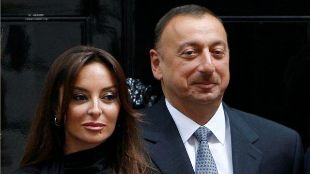 Президент Азербайджану Ільхам Алієв призначив свою дружину Мехрібан першим віце-президентом країни