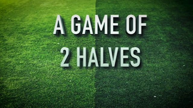 A game of two halves - the ground rules