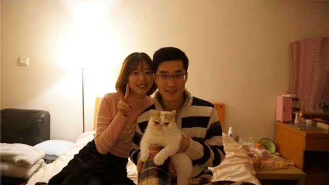舒小姐和丈夫